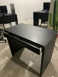 Vendo mesas de escritório com gaveteiro