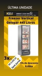 Título do anúncio: Freezer Vertical 570 Litros Gelopar Nova