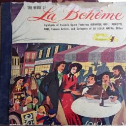 The Heart of La Boheme