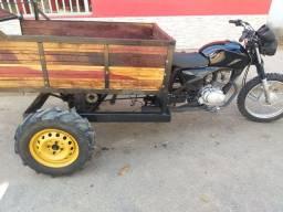 Título do anúncio: Vendo fabricamos triciclos agrícolas para transporte de cargas