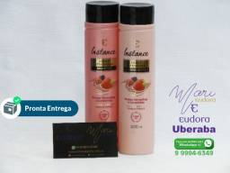 Shampoo+condicionador- Instance Frutas Vermelhas Eudora