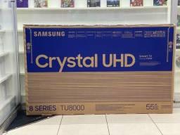 "Smart Tv Samsung 55"" 4k 55TU8000 - Lacrada"