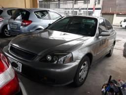 Civic LX 1.6 2000 - C/ 169.002km- Relíquia!