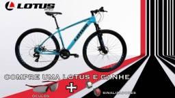 Bicicleta Lotus CXR aro 29 ano 2021 Azul