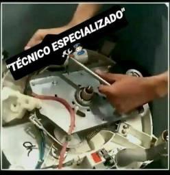 Título do anúncio: Técnico de Máquina de Lavar Roupas