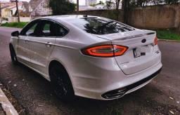 Título do anúncio:  Ford Fusion 2.0GTDI FWD Impecável com Baixa KM