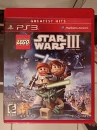 Star Wars III (Mídia-física | Playstation 3)