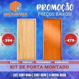 Promoção Kit Porta