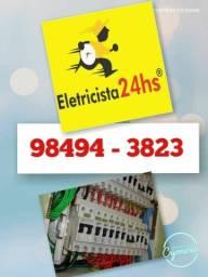 Título do anúncio: Eletricista - 24 horas