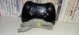 Título do anúncio: Pro Controller Nintendo Wii U Original