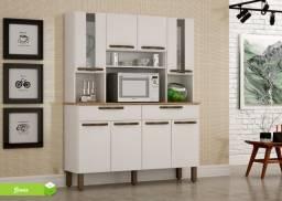 Armario de Cozinha turim 8Pts/Frete Grátis/Entrega em 24h