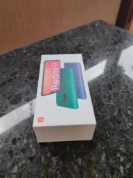 Celular Redmi 9 - 3gb / 32gb / azul / novo na caixa