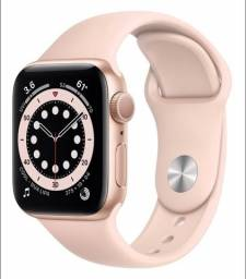 Apple Watch S6 Series 6 40mm lacrado!