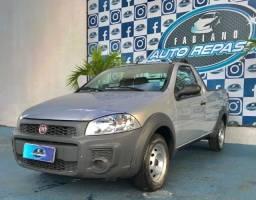 Fiat Strada CS Working Hard 1.4 (Flex) 2P Manual 2019/2020 - IPVA 2021 Pago - Impecável