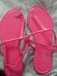 Rasterinha neon rosa