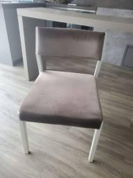 Cadeira de mesa de jantar - alto padrão