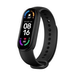 Smartwatch m6 relógio inteligente  Lançamento 2021 põe foto
