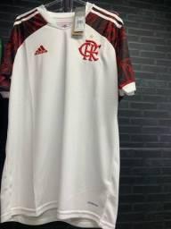 Título do anúncio: Camisa Flamengo Branca 2021