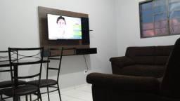 Apartamento mobiliado - JD Santo André