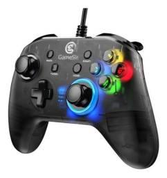 Título do anúncio: Controle Gamesir T4w Com Fio Nintendo Switch Pc Ps3