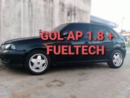 Gol AP 1.8 + Fueltech ( LEIA O ANÚNCIO)