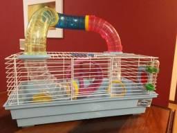 Título do anúncio: Gaiola hamster pequeno