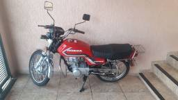 Título do anúncio: Moto cg 125 1988