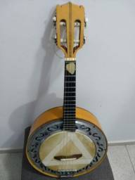 Banjo Carlinhos Luthier em Marfim