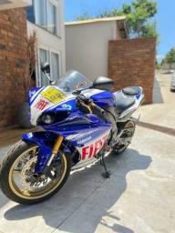 Yamaha R1 Valentino Rossi Zeradaaa..