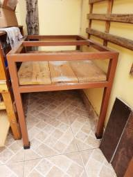 Título do anúncio: Base pra mesa em metalon