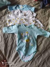 Lotes roupinhas de bebê menino