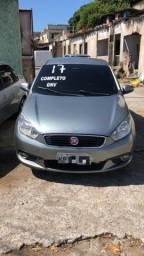 Fiat Grand Siena Attractiv 1.4 Flex/Gnv 2017