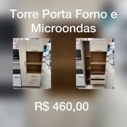 Torre Porta Forno e Microondas