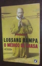 Livro: O Médico de Lhasa<br>