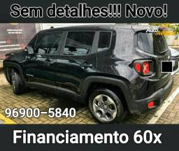 Jeep Renegade 2016 Financiado 60x Oportunidade