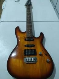 Guitarra Ibanez Gio GSA 60 com captador DiMarzio ToneZone