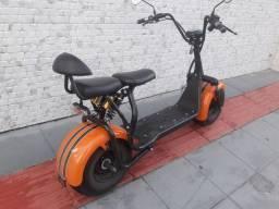 Scooter eletrica 1500W bateria 20ah oportunidade r$6.000