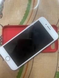 Vendo um iPhone 7 rose