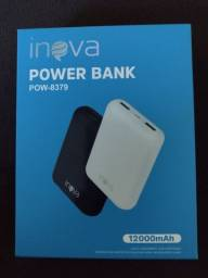 Carregador Portátil  Power Bank 12.000 mha