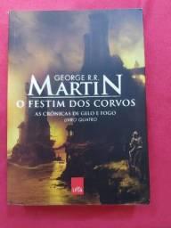 Livros De Game Of Thrones Coleção De 5 Livros - 2 Usados