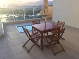 Título do anúncio: Apartamento com 2 dormitórios à venda, 79 m² por R$ 390.000 - Centro - Guarapari/ES
