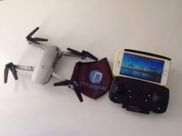 Título do anúncio: Drone novo E68 Pro Dobrável com Câmera - Até 12x S/júros Frete Grátis - RO