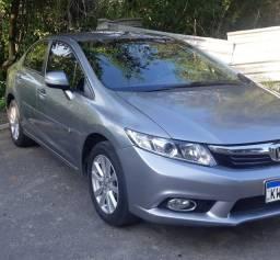 Título do anúncio: Honda civic LXR 2014 69 mil KM