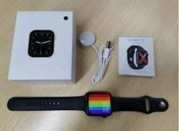 Smartwatch Torntisc Iwo W46 1,75 Polegadas Carregamento Sem Fio