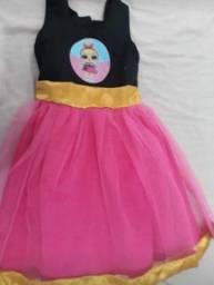 Vendo esse vestido temáticos da LOL.