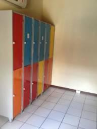 Vendo armário de ferro coloridos - novos