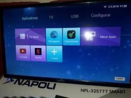 Tv Smart 32 em Promoção