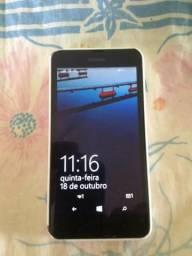 Celular Nokia 8 memória interna, e um LG com lanterna 2 chip