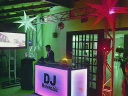 Discoteca com dj