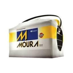 Bateria linha Fiat Moura em Salvador